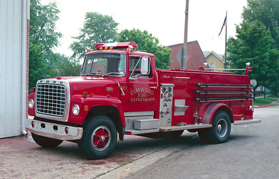 ELMWOOD ENGINE 807  FORD L - ALEXIS