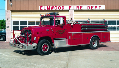 ELMWOOD ENGINE 802  FORD L - ALEXIS