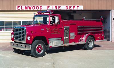 ELMWOOD TANKER 807  FORD L - ALEXIS