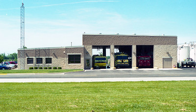ILLINOIS AIR NATIONAL GUARD    FIRE STATION  (NEW)