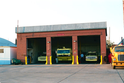 ILLINOIS AIR NATIONAL GUARD  FD STATION