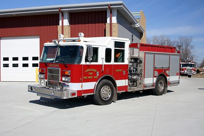 LIMESTONE  ENGINE 1  2008 PIERCE SABER C  1250-1000-30F   #20155