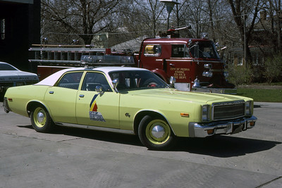 PEORIA  CHIEFS CAR  RON HEAL PHOTO
