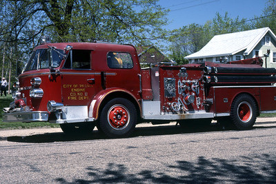 PEORIA  ENGINE 32  1964 ALFCO1250-500   RON HEAL PHOTO