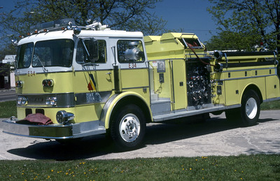 PEORIA  ENGINE 34  1968 BEAN  1250-500   RON HEAL PHOTO