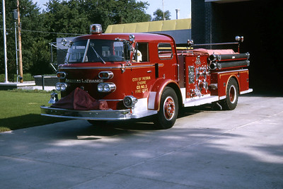 PEORIA  ENGINE 3 1965 ALFCO  1250-500   RON HEAL PHOTO