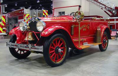 Peoria Hose 1 Buick inside