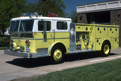 PEORIA  ENGINE 10  1976 WLF  1250-500   RON HEAL PHOTO