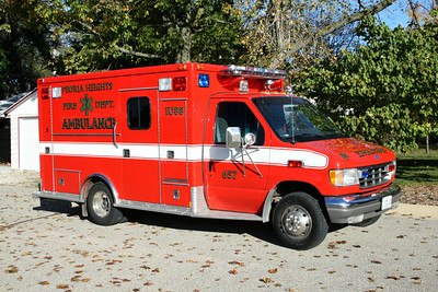 PEORIA HEIGHTS AMBULANCE 657
