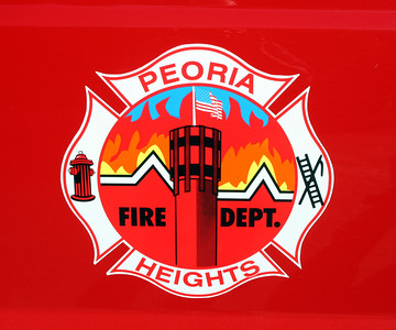 PEORIA HEIGHTS LOGO