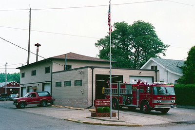 WEST PEORIA FPD STATION