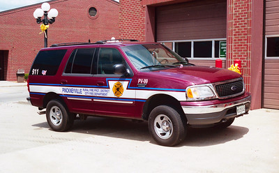 PICKNEYVILLE  CARE 99  FORD EXPEDITION