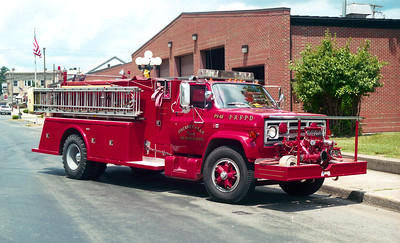 PICKNEYVILLE  ENGINE 48  CHEVY - TOWERS