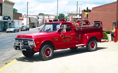 PICKNEYVILLE BRUSH 66  GMC - TOWERS