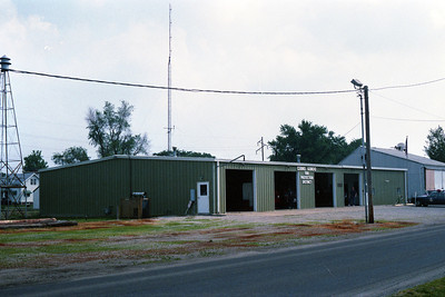 CERRO GORDO STATION