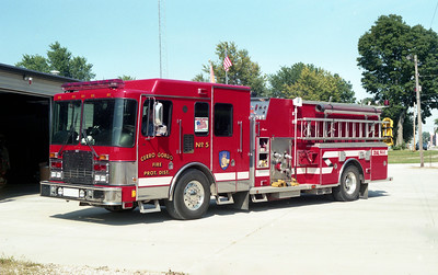 CERRO GORDO  ENGINE 5   HME - ALEXIS