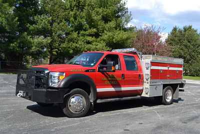 CISCO  RESCUE 5  2011 FORD - 2002 ALUM-IDE  150-350   BILL FRICKER PHOTO