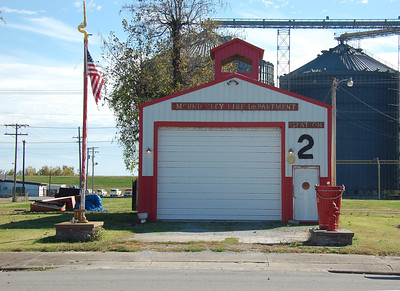 MOUND CITY FD STATION 2   DAVID HORNACEK PHOTO
