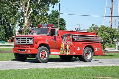 MOUND CITY FD  ENGINE 32  1977  GMC 6500 - TOWERS   750-750   #1610   SMITH BROTHERS PHOTO