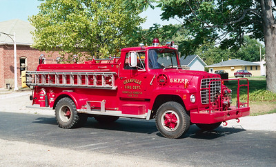 GRANVILLE  ENGINE 2551  FORD L800 - ALEXIS