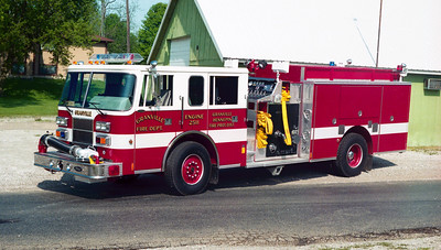 GRANVILLE  ENGINE 2511  PIERCE SABER