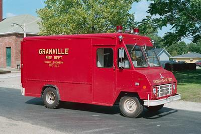 GRANVILLE  RESCUE 2515