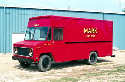 MARK RESCUE 1815