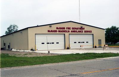 McNABB STATION NEW
