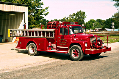 COULTERVILLE COMMUNITY FPD  ENGINE K13
