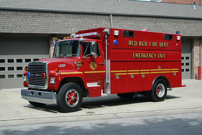 RED BUD FD  RESCUE 4610