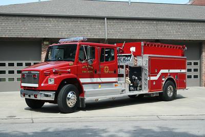 RED BUD FD  ENGINE 4611