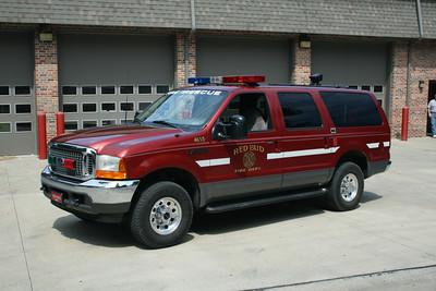 RED BUD FD   CAR 4615