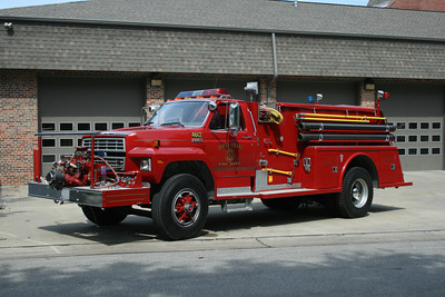 RED BUD FD   ENGINE 4612