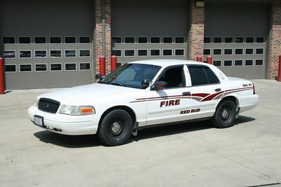 RED BUD FD  CAR 4600