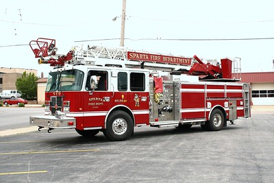 SPARTA  LADDER 20   SPARTAN - CRIMSON   75'     JOHN FIJAL PHOTO
