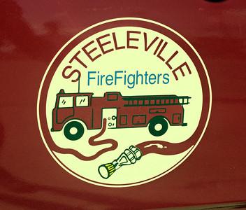 STEELEVILLE FD  LOGO