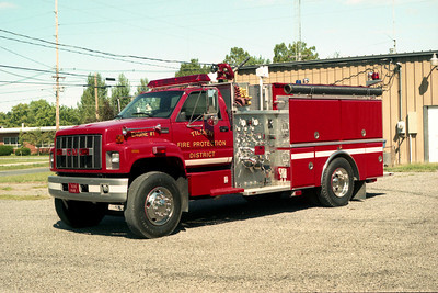 TILDEN FPD  ENGINE 1 GMC