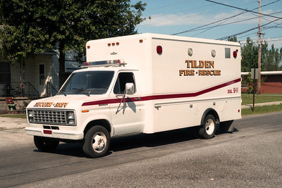 TILDEN FPD RESCUE  FORD E
