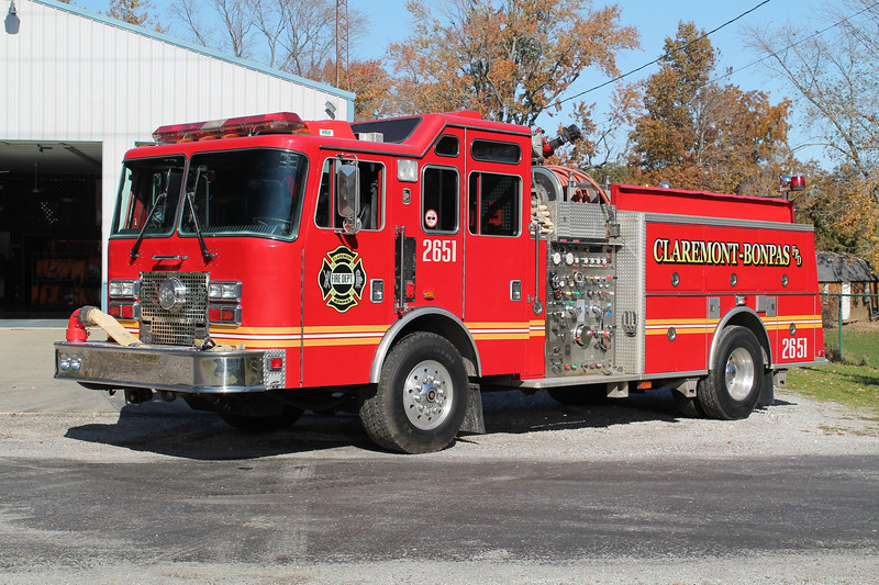 ENGINE 2651<br /> 1995 KME RENEGADE <br /> 1250-1000-30F<br /> <br /> X-LYNDON FD,KY<br /> <br /> FRANK WEGLOSKI PHOTO