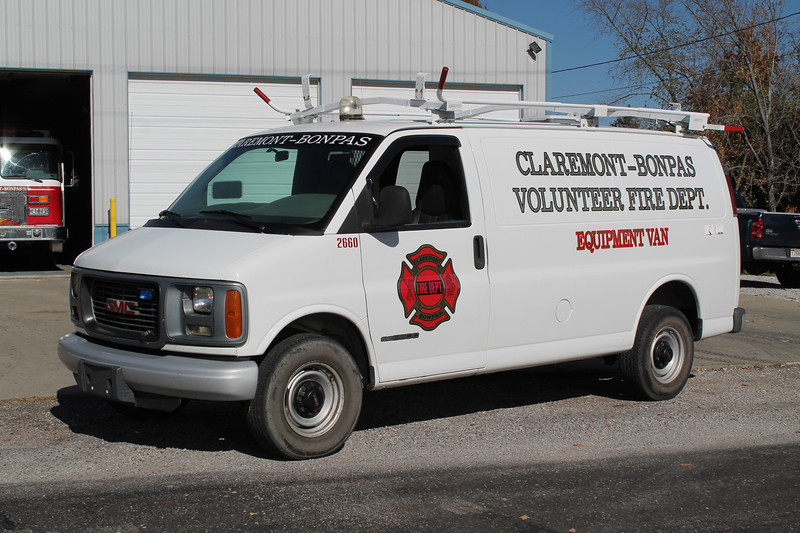 SQUAD 2660<br /> 1997 GMC SAFARI 2500