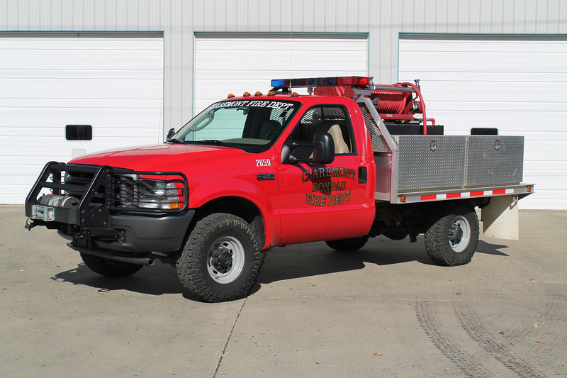 BRUSH 2659<br /> 2003 FORD F-350 - FD<br /> 250-300<br /> <br /> FRANK WEGLOSKI PHOTO