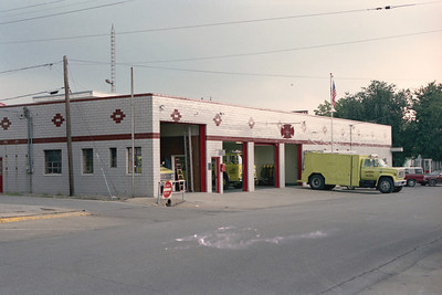 OLNEY FD STATION 1