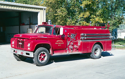 ANDALUSIA ENGINE 3   FORD F - HOWE