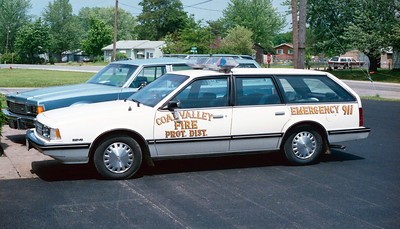 COAL VALLEY CAR