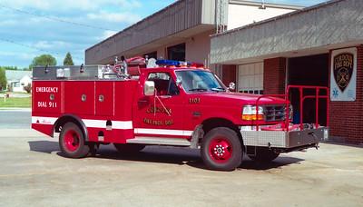 CORDOVA RESCUE 1103   1996 FORD F350 - ALEXIS  125-200-10F  SK-574