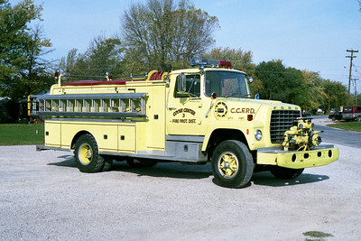 COYNE CENTER  ENGINE 3  1978  FORD L900 - FIREMASTER  750-1250