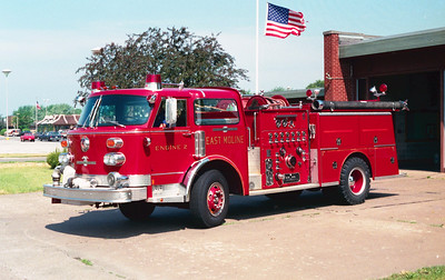 EAST MOLINE  ENGINE 2  ALFCO CENTURY