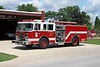 EAST MOLINE  ENGINE 21R  1997 PIERCE SABER  1500-500  EA-991