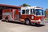 EAST MOLINE FD ENGINE 22  2002 HME 1871 - ALEXIS  1500-500-20A-20B  #1800  BILL FRICKER PHOTO