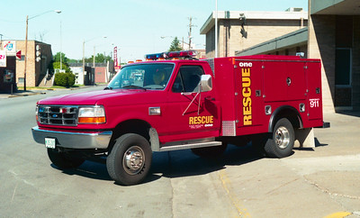 EAST MOLINE  RESCUE 1  FORD F -